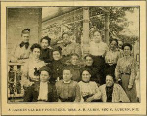 The Larkin Club of Auburn, New York