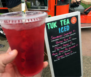 Tuk Tea Food Truck in Buffalo, New York
