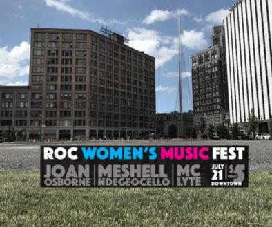 ROC Women's Fest - Featured Image