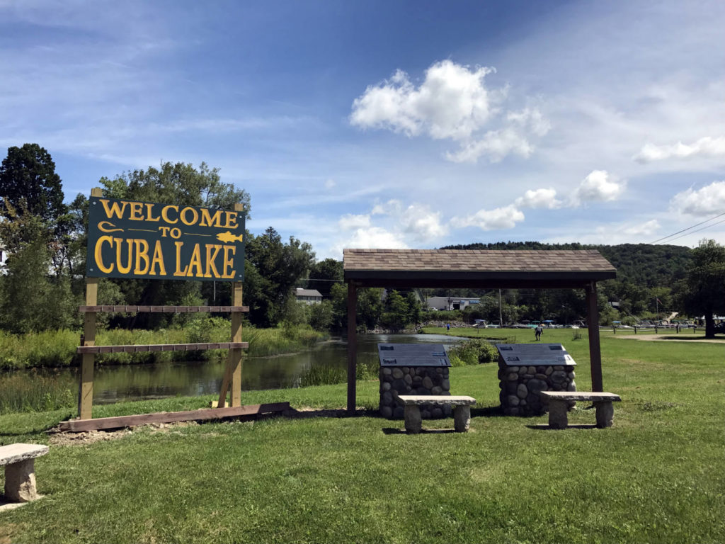 Welcome to Cuba Lake Park