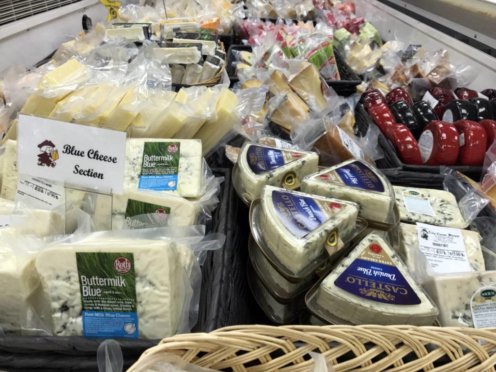 Cuba Cheese Shoppe in Cuba, New York