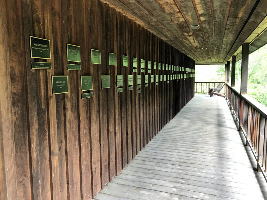 The Fly Fishing Hall of Fame near Roscoe, New York