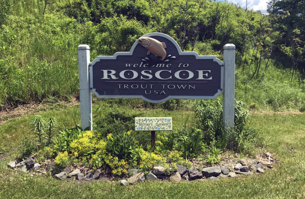 Welcome to Roscoe Sign