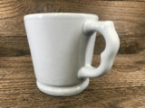 Light Blue Victor Coffee Mug