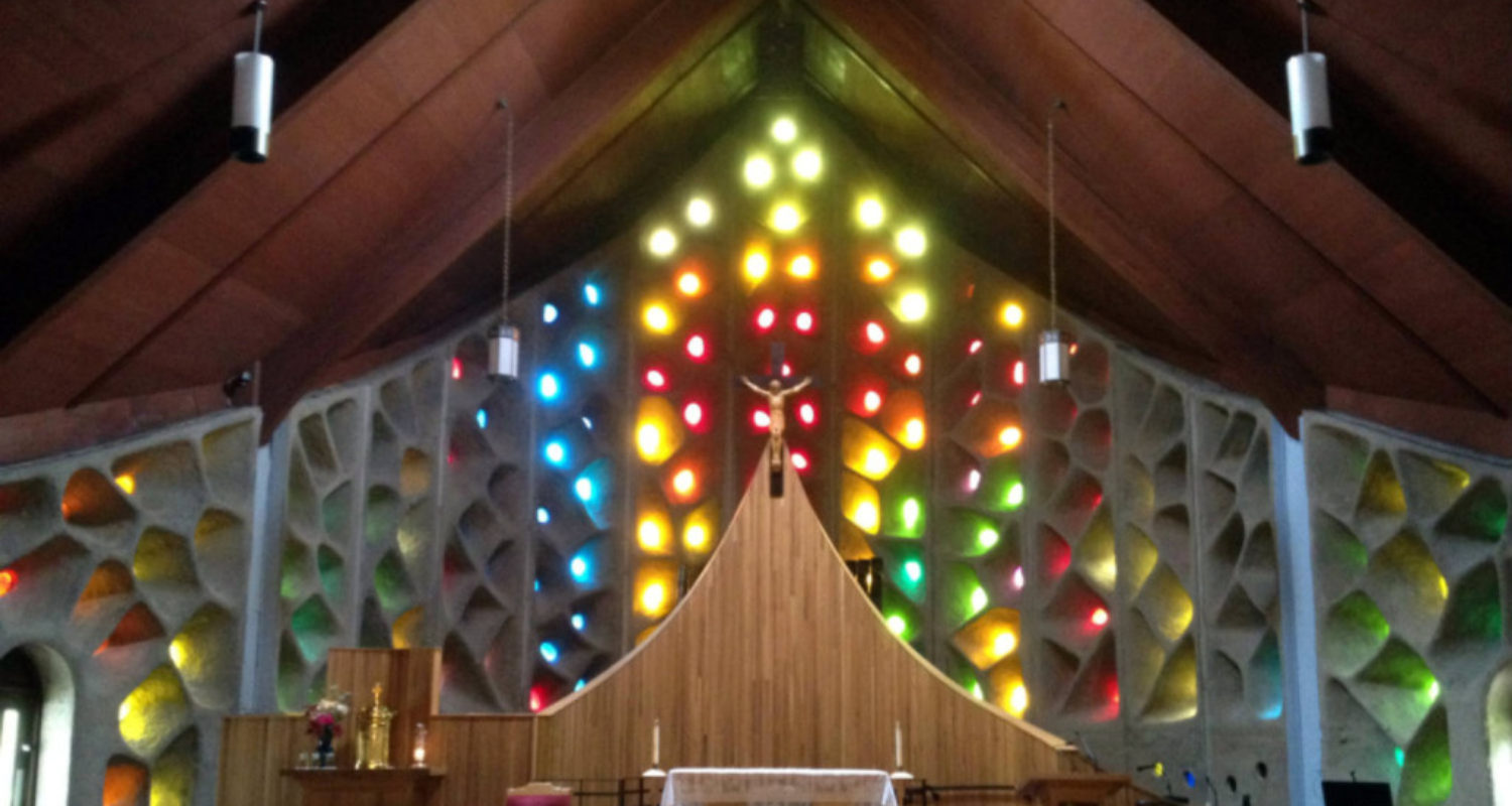 St. Januarius Church in Naples, New York - Featured Image