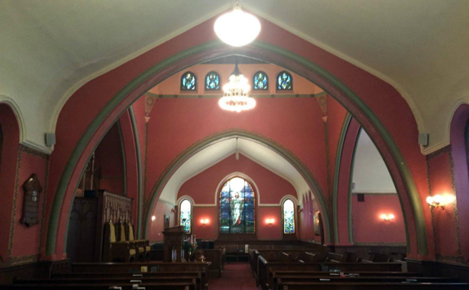 Pullman Memorial Universalist Church – Albion, NY