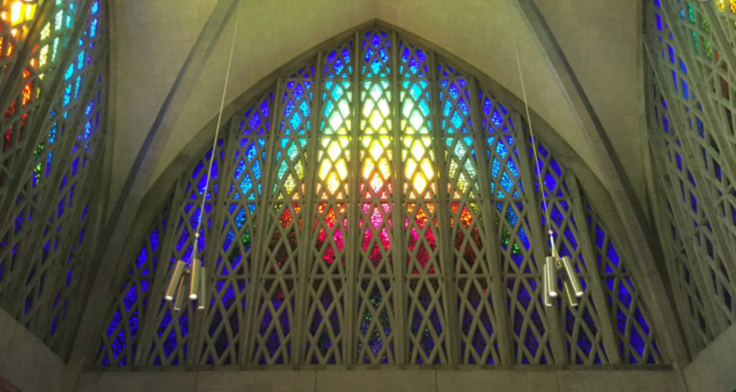 University of Rochester Interfaith Chapel in Rochester, NY - Featured Image
