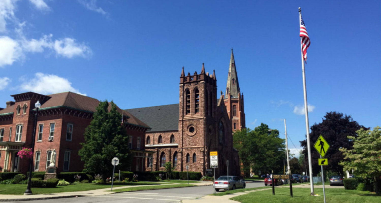 Ecclesiastic Resentments in Albion, NY - Featured Image