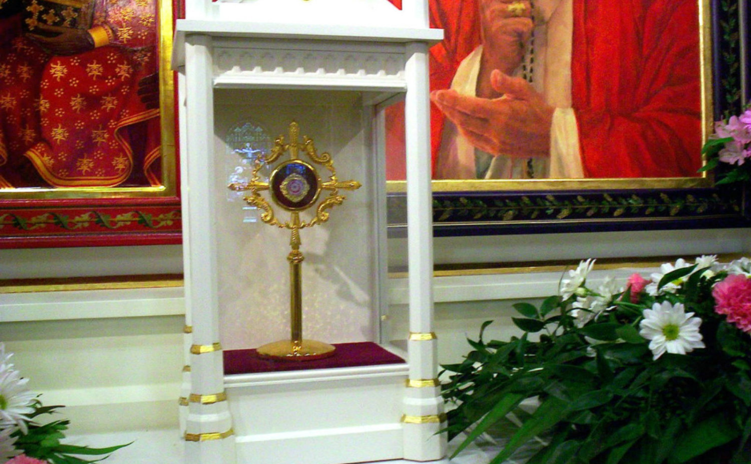 Relic at St. Stanislaus Kostka in Rochester, NY - Featured Image