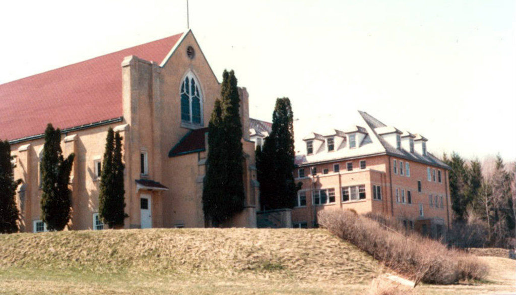 St. Michael's Mission in Conesus, NY - Featured Image