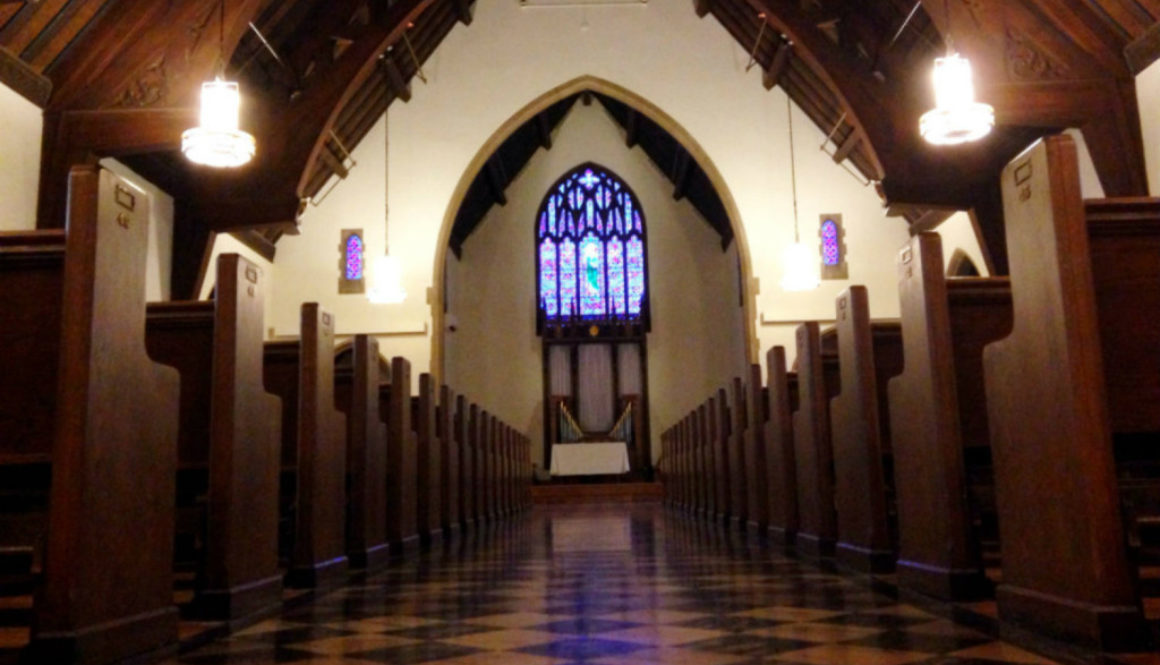 Nazareth College Linehan Memorial Chapel in Rochester, NY - Featured Image