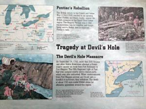 Devil's Hole Cave - Niagara Falls, NY USA