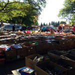 East Avon Flea Market - Boxes