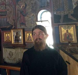 Holy Trinity Monastery - Jordanville, NY Church #1 Brother Angelos