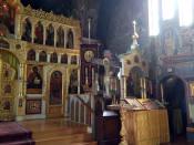Holy Trinity Monastery - Jordanville, NY Church #1