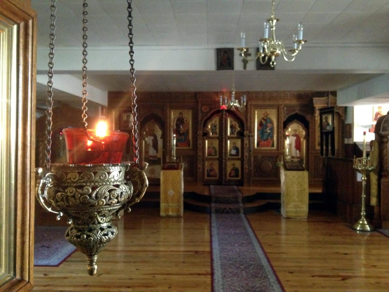 Holy Trinity Monastery - Jordanville, NY Church #2 Basement