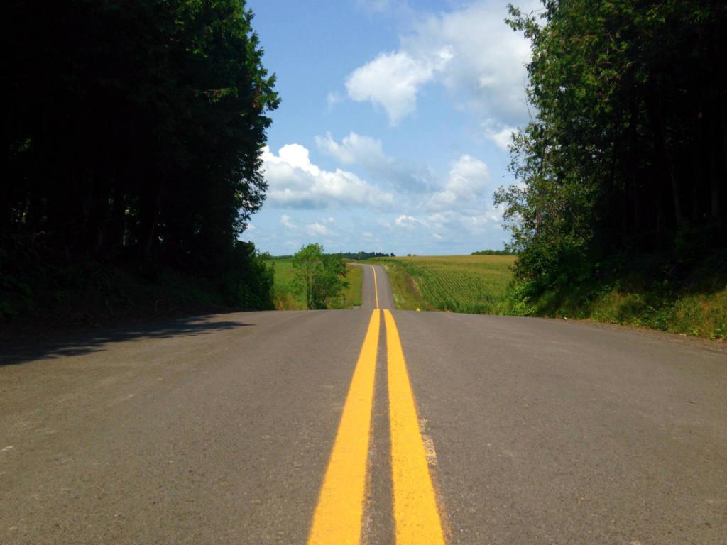 Holy Trinity Monastery - Jordanville, NY The Road to Jordanville