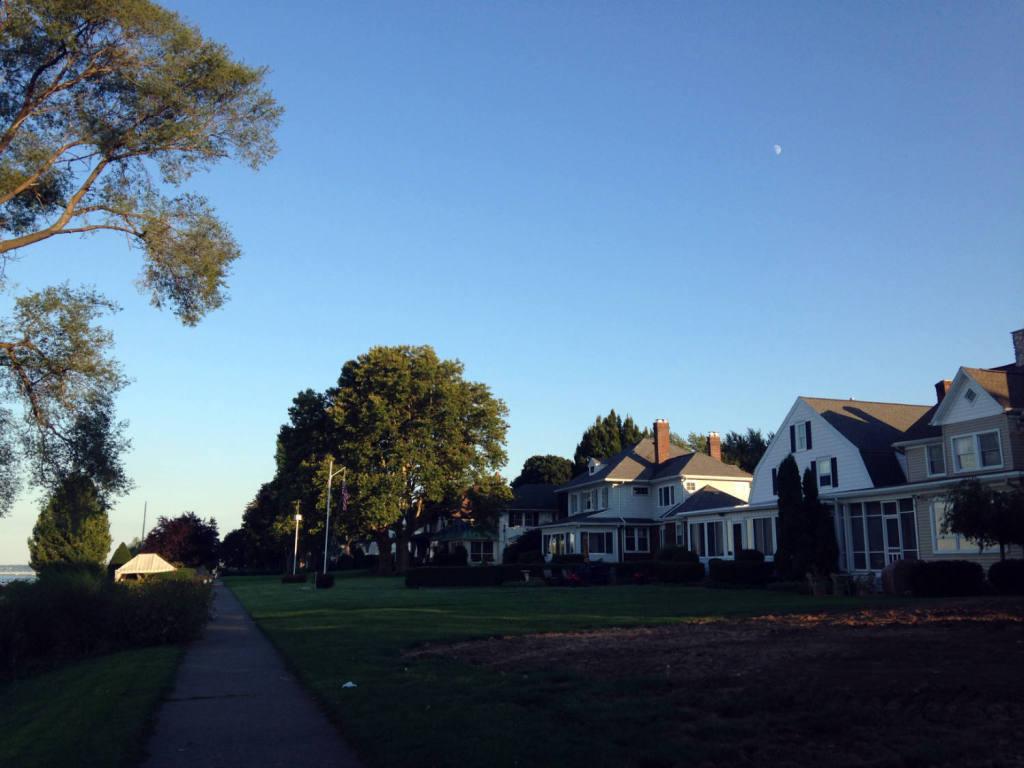 The Secret Sidewalk of Charlotte Rochester, NY