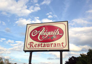 Abigail's Restaurant in Waterloo, NY