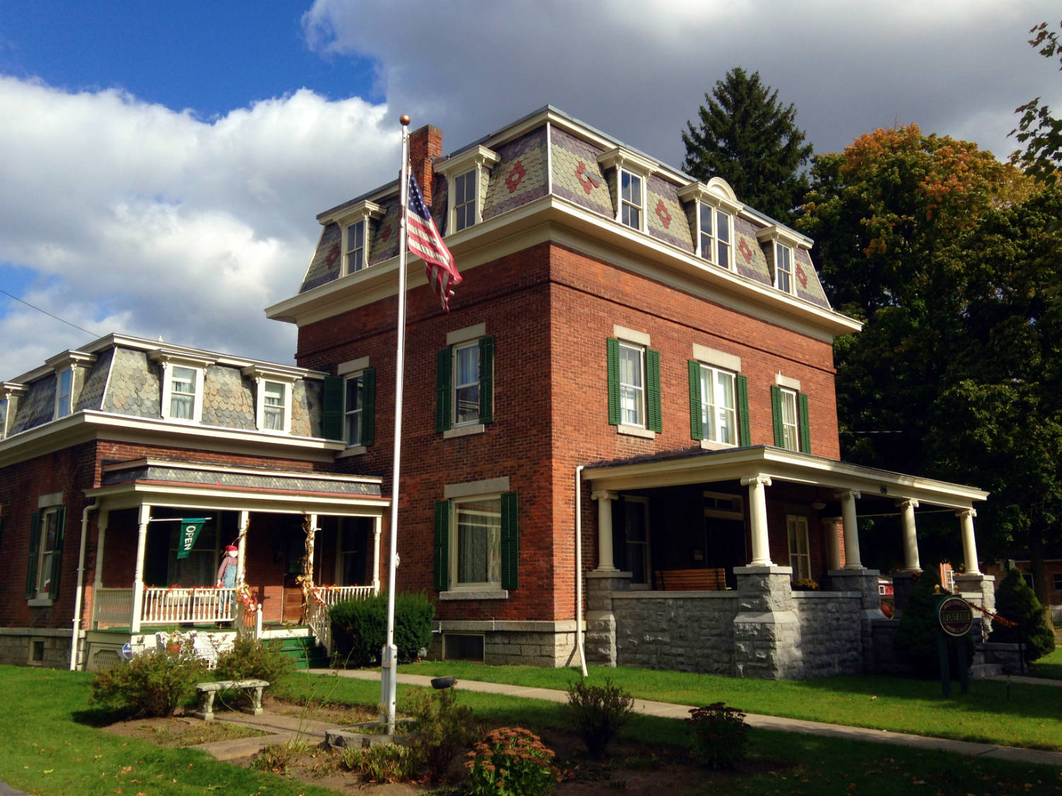 Howe House Museum in Phelps, NY