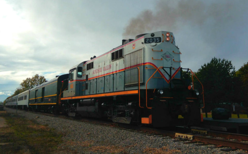 Medina Railroad Museum and WNY Excursions in Medina, NY - Featured Image