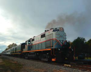 Genesee Valley Locomotive Medina, NY