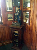 Collectibles at Medina Railroad Museum