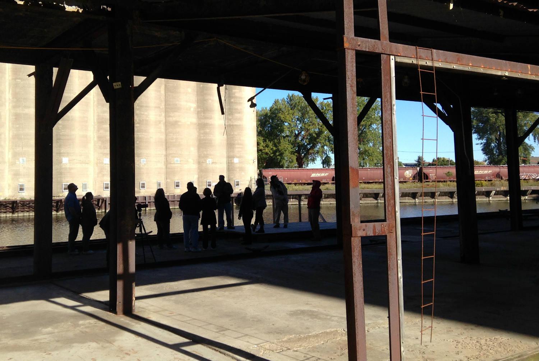 Explore Buffalo's Silo City: Vertical Tour Group