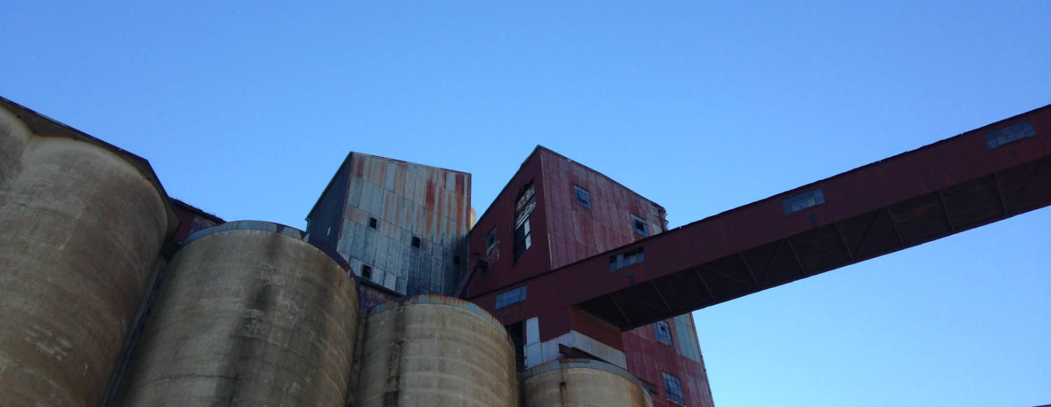 Perot Grain Silo and Conveyor in Buffalo, NY