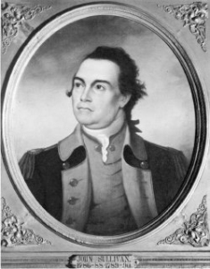 John Sullivan portrait