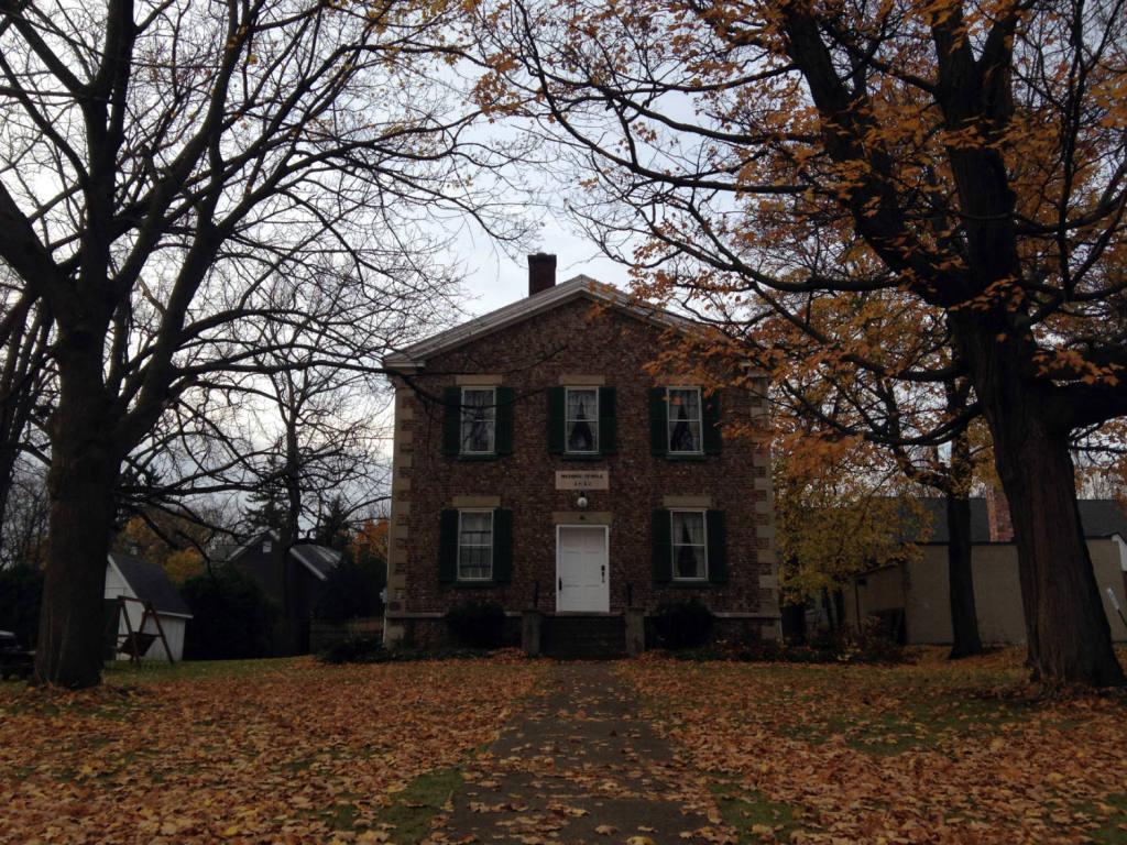 Masonic Temple Cobblestone Academy in Pittsford, NY