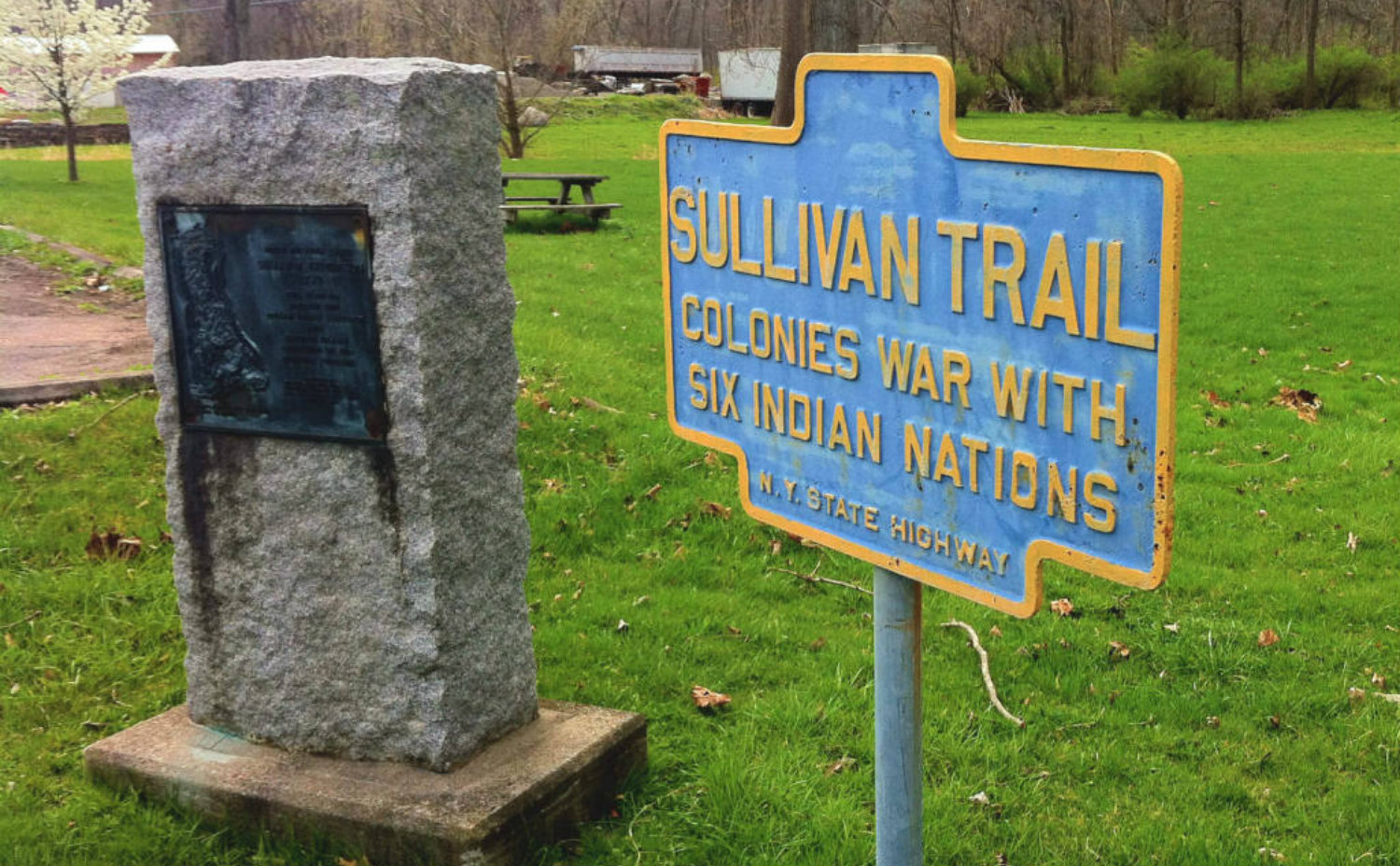 The Story of Catharine's Town, NY