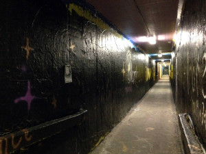 Eastman Quad tunnel