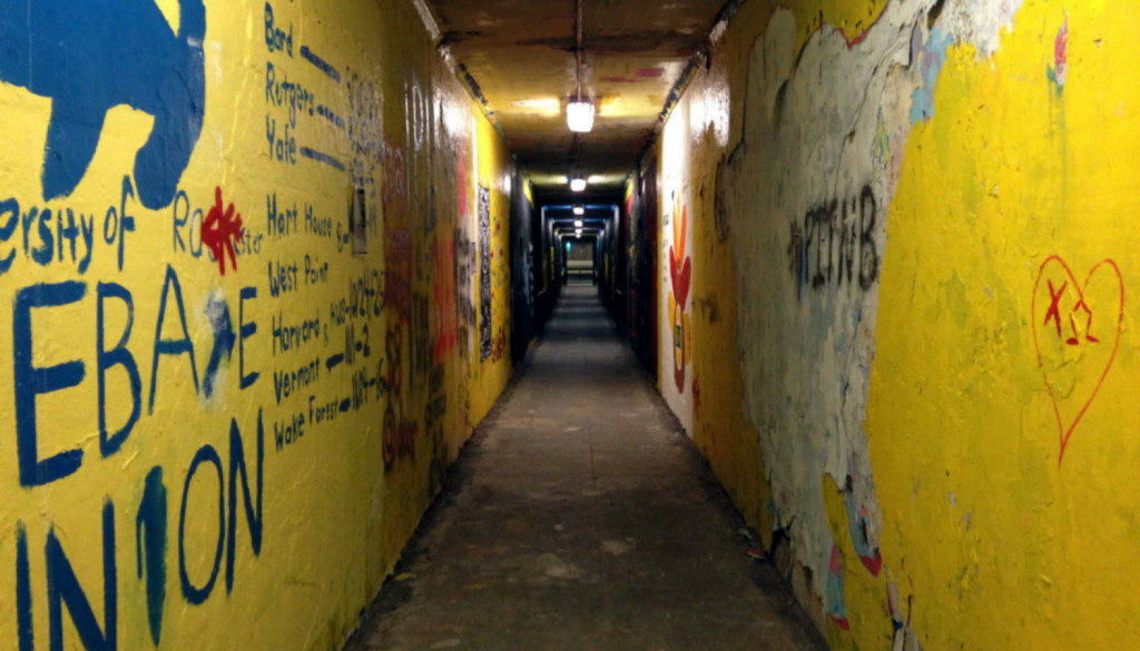 University of Rochester Tunnel System in Rochester, NY - Featured Image