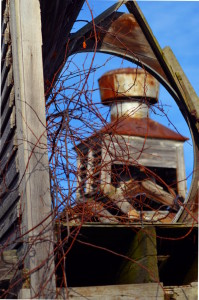 Clifton Springs Sanitarium Company Barn Ventilator in Clifton Springs, NY