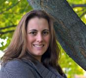 Jennifer Morrisey of Home In The Finger Lakes blog in Palmyra, NY