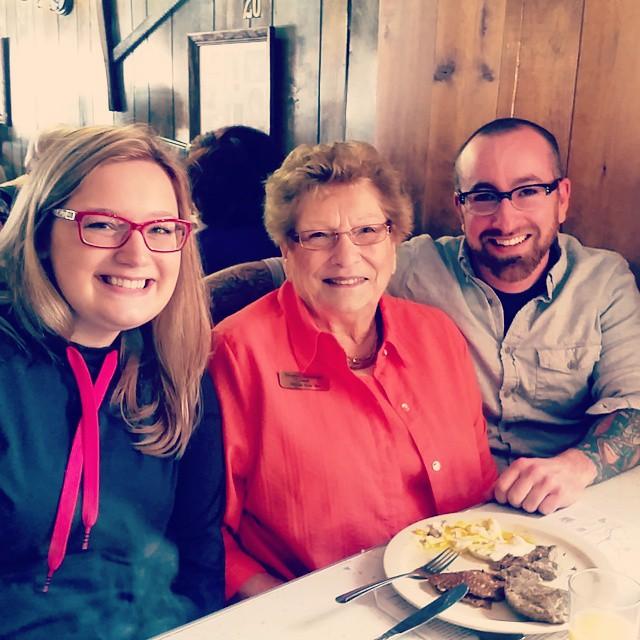 Aubrey, Virginia Cartwright and Exploring Upstate author Chris Clemens