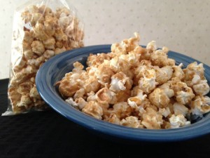 Shaw's Maple Products popcorn
