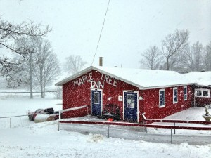 The Pancake House - Cartwright's Maple Tree Inn in Angelica, NY