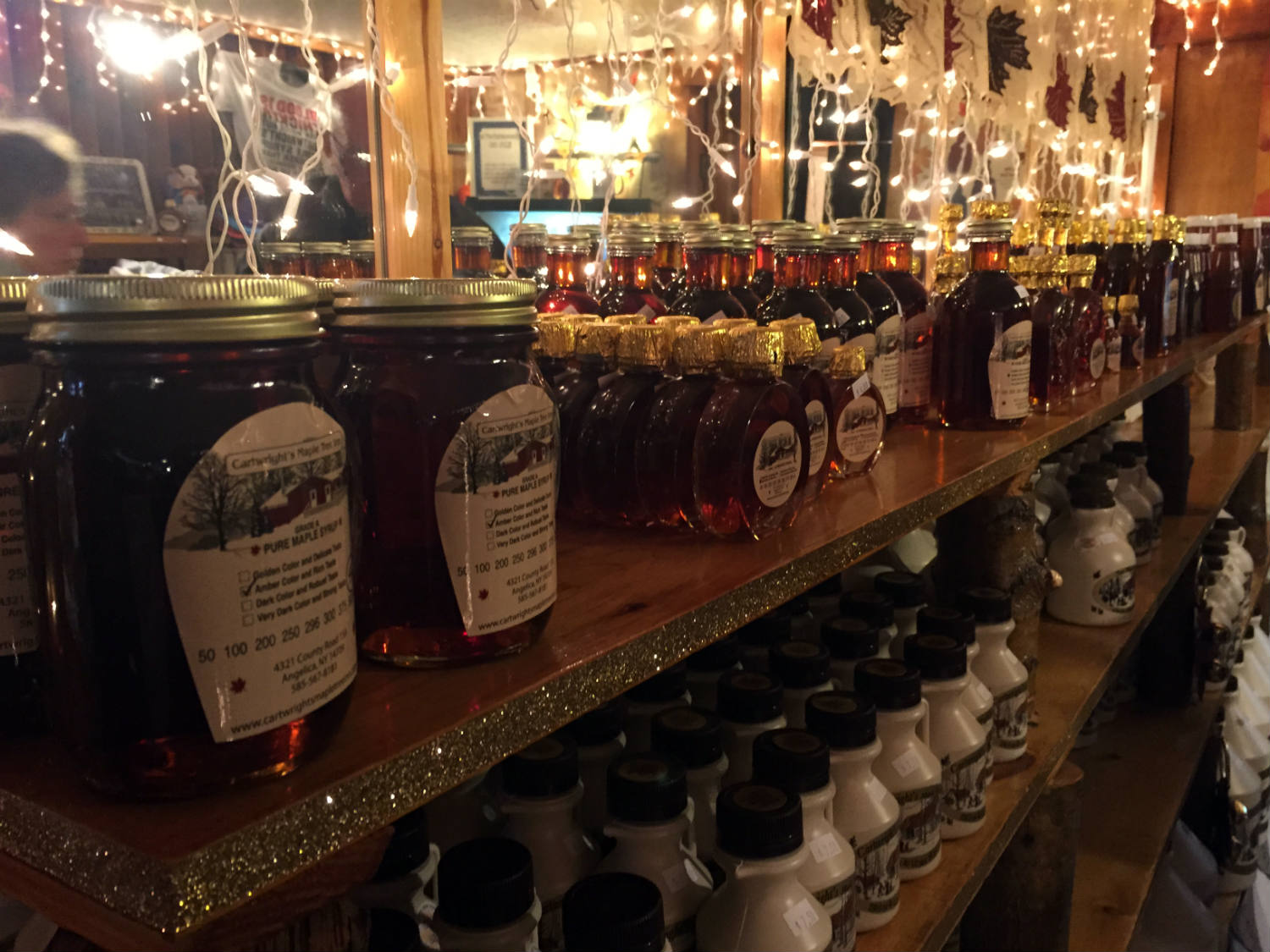 Cartwright's Syrup Shop
