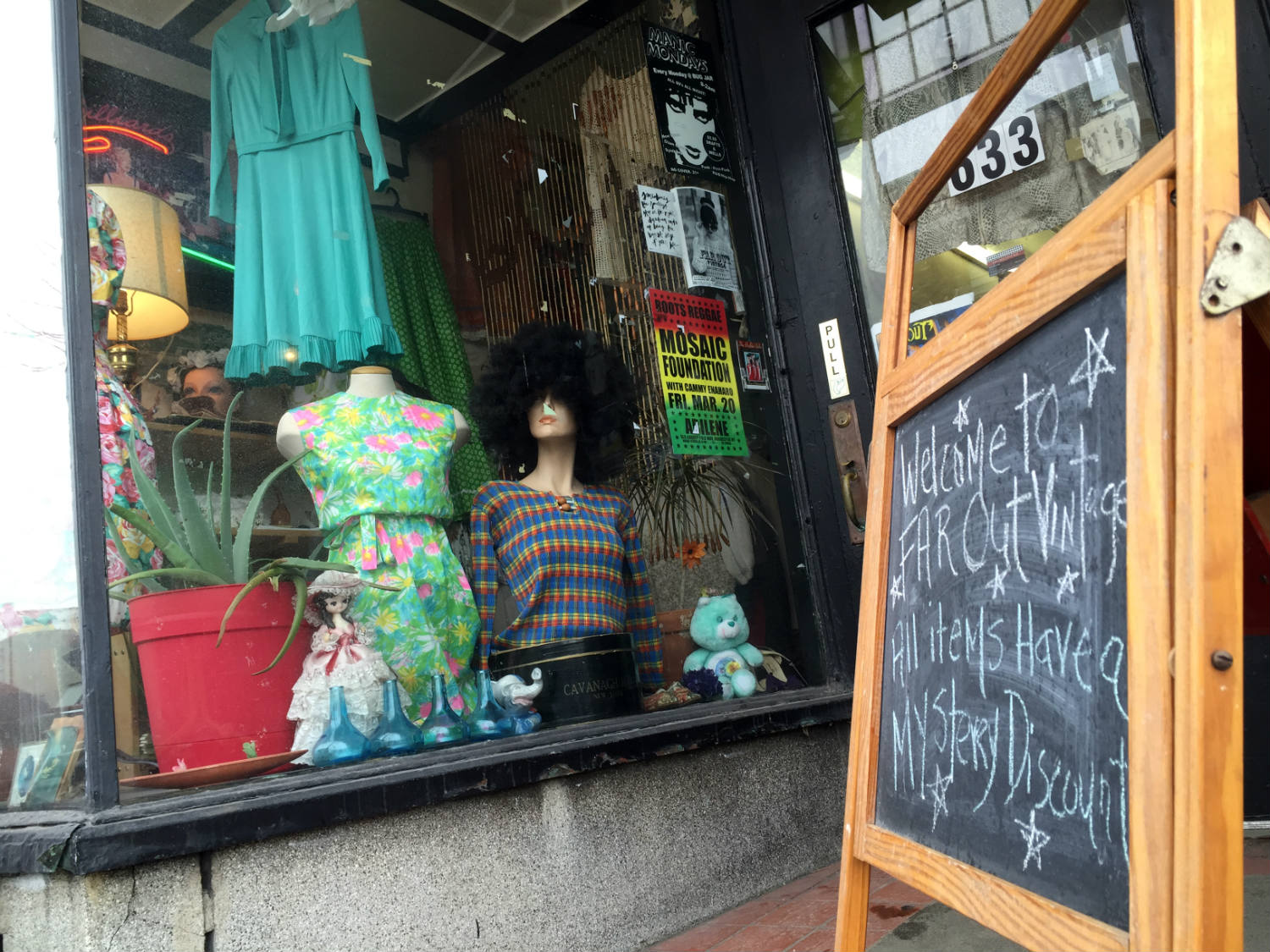 Vintage clothing stores rochester ny