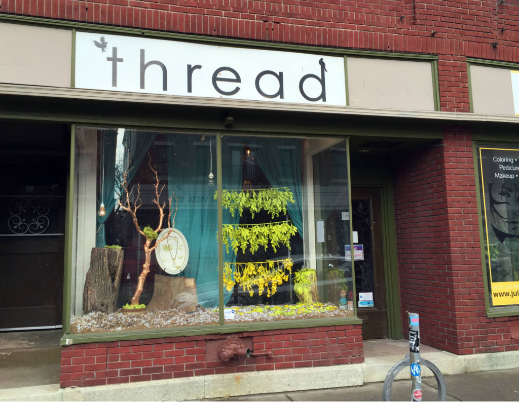 Thread Clothing Shop in the South Wedge Neighborhood in Rochester, NY