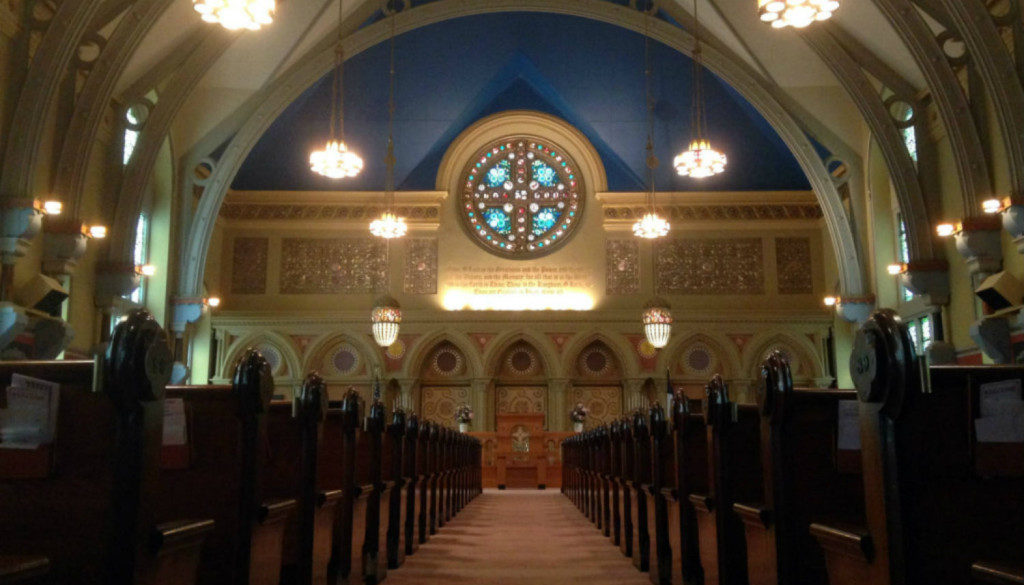 First Presbyterian Church of Bath, NY - Featured Image