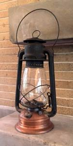 Original Lantern from C.T. Ham in Rochester