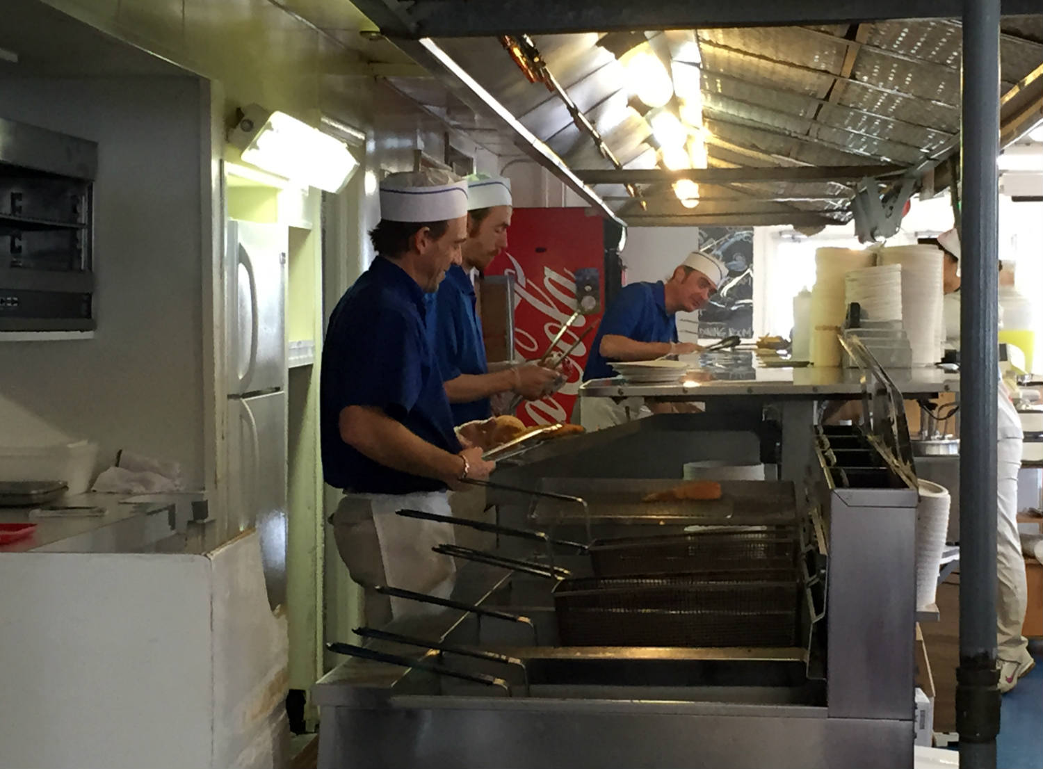 Grill Cooks at Rudy's in Oswego, NY