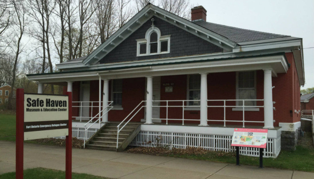 Safe Haven Museum and Holocaust Education Center in Oswego, NY - Featured Image