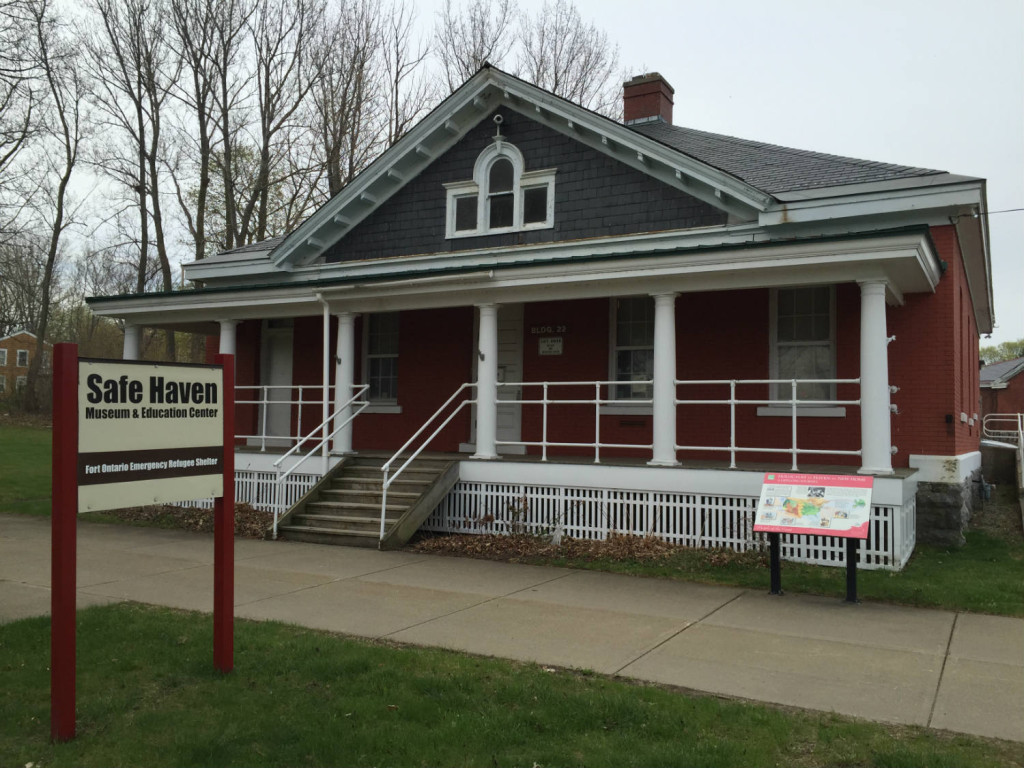 Safe Haven Museum and Holocaust Education Center in Oswego, NY