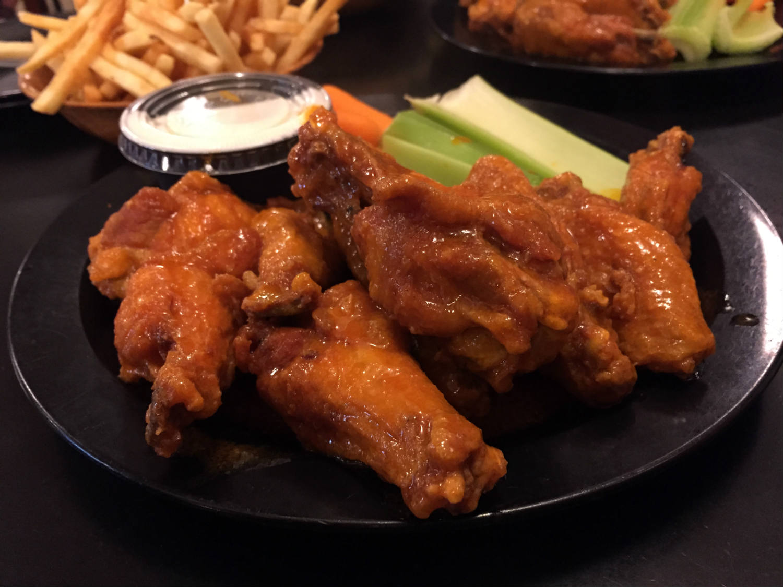 Duff's Famous Buffalo Style Chicken Wings