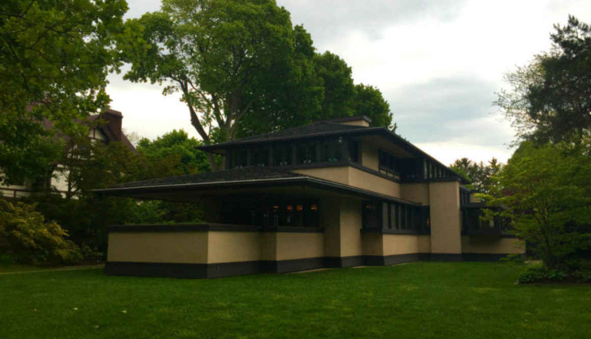 Boynton Frank Lloyd Wright House in Rochester, NY - Featured Image