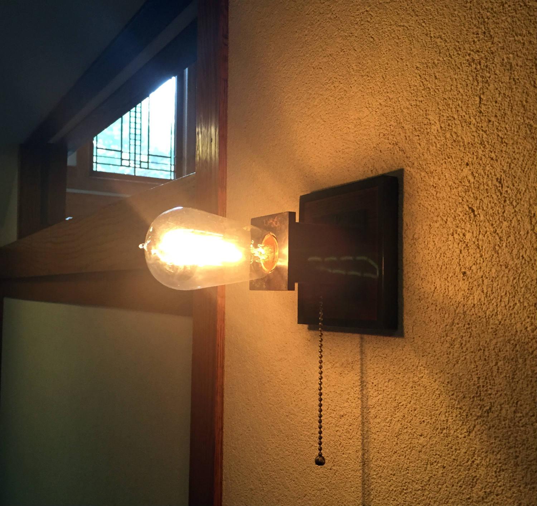 Recreated Edison Bulb Lamp